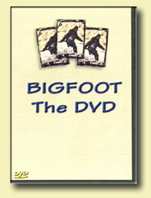 Bigfoot The DVD, DVD and  2 audio CDs, Brand New, Sealed