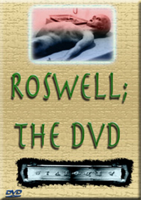 Roswell The DVD, Alien Autopsy, Aliens, UFOs, New, Sealed