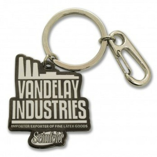 Seinfeld Vandelay Industries Keychain, Very Cool Must Have Piece