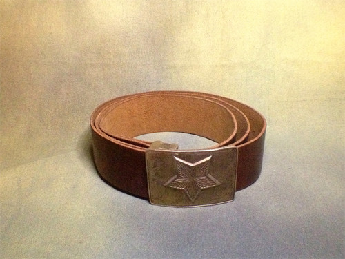 007 James Bond, Die Another Day, Korean Soldier Belt Real Prop