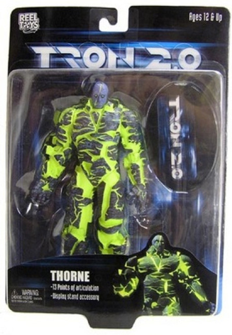 Neca Tron 2.0 Thorne Action Figure, New