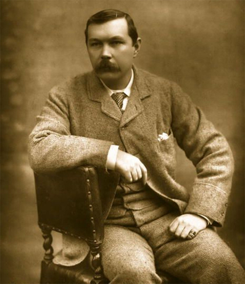 Sir Arthur Conan Doyle Last Will & Testament
