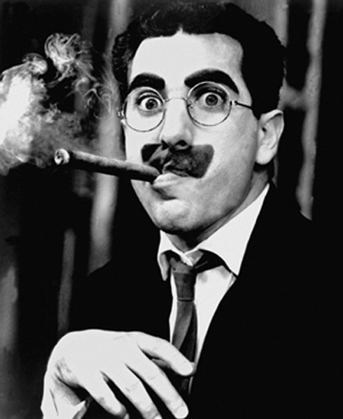Groucho Marx Last Will & Death Certificate