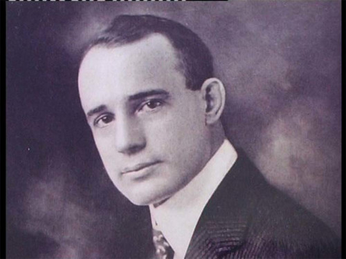 Napoleon Hill signed membership into the Federation of Radio Artists (Think & Grow Rich)