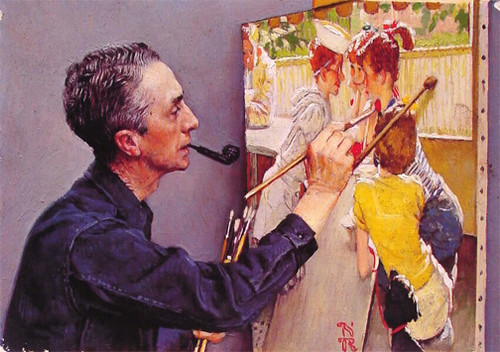 Norman Rockwell Last Will & Testament