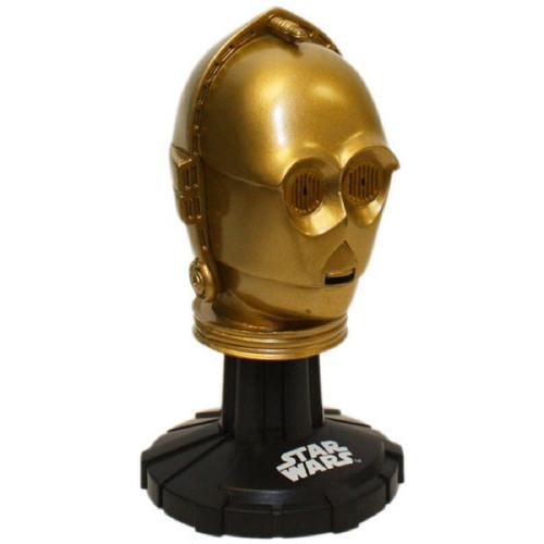 Star Wars, C3PO Miniature Helmet by TOMY, Japanese Toy