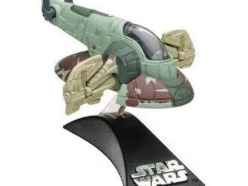 Star Wars: Titanium, Slave I Vehicle (Boba Fett), New