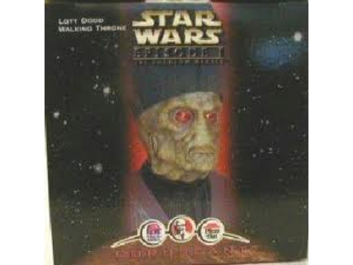 Star Wars: Episode 1, Lott Dodo Walking Throne, New