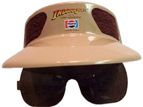 Indiana Jones Last Crusade Sun Visor-Pepsi Promo
