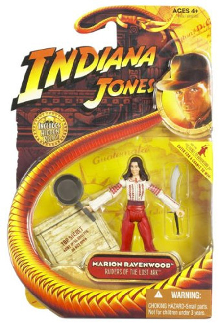 Indiana Jones Marion Ravenwood Action Figure, New