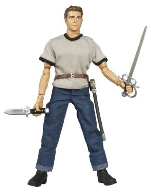 Indiana Jones, Mutt William, Crystal Skull 12 inch figure new