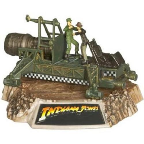 Indiana Jones, Micro Machine, Die Cast, Rocket Sled