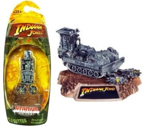 Indiana Jones, Micro Machine, Die Cast, Jungle Cutter
