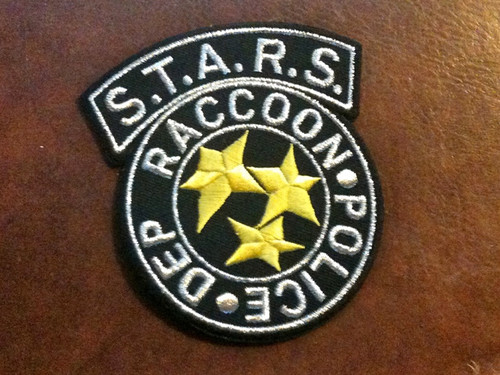 Resident Evil, Milla Jovovich, Raccon Police Patch