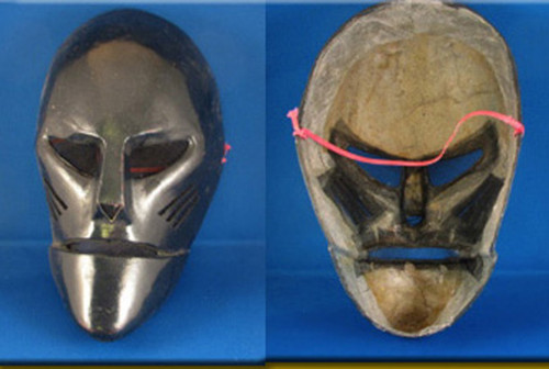 Children of Dune, Hero Blue Mask Prop , Very Cool