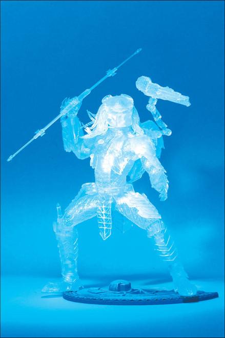 Alien VS Predator Stealth Scar Predator Figure
