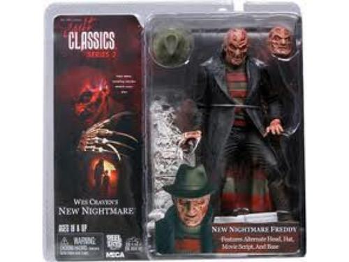 Cult Classic, Series 2 Nightmare On Elm St, Freddy, New
