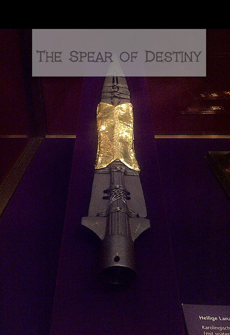 The Spear of Destiny 100 page book PDF