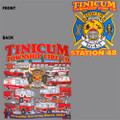 Tinicum Township Fire Company Ash Hooded Sweatshirt
