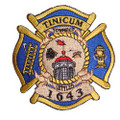 Tinicum Township Fire Company Patch