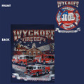 Wyckoff Fire Department 100th Anniversary Short Sleeve Shirt