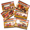 Liberty New Holland Fire Company Trading Cards