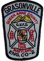Grasonville Volunteer Fire Department Patch