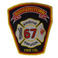 Rohrerstown 67 Company Patch