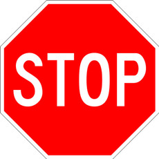 FED R1-1 Stop Sign