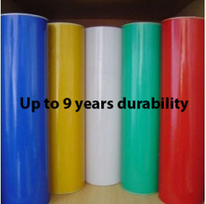 Up to 9 years durability