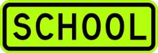 S4-3 School Sign