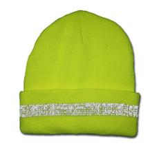 HI-VIS KNIT CAP