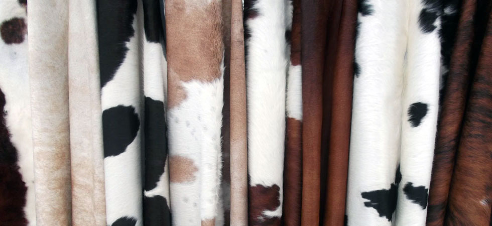 Cowhide Rugs London