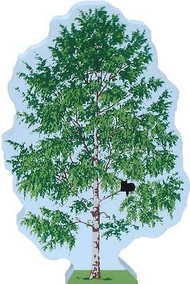 Cat's Meow Village Nature Birch Tree #03-405 NEW Shipping Discounts