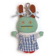GUND UGLYDOLL Wizard Oz Moxy Dorothy Clip NEW #4046735 Holiday Stocking Stuffer