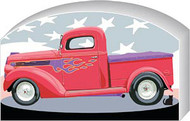 American Hot Rod Car 1939 Pickup Truck