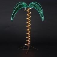 ROMAN Lights - Ropelight Plam Tree 4.5' #169482