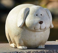 Adorable Puppy Dog Yard Art Figure 75264