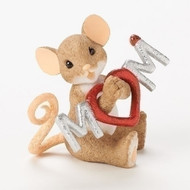 Charming Tails Mouse Figure Mom #19376