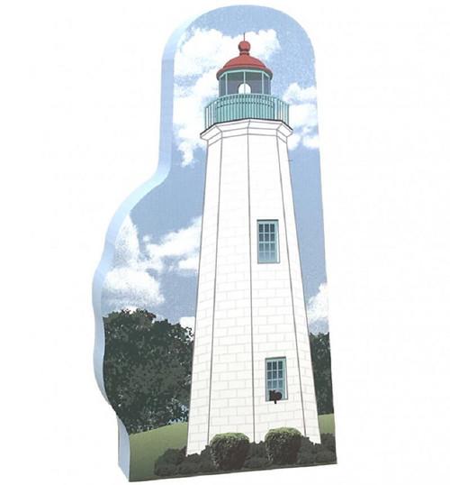 Shelf Sitter - Old Point Comfort Lighthouse , Ft. Morgan, VA #R692