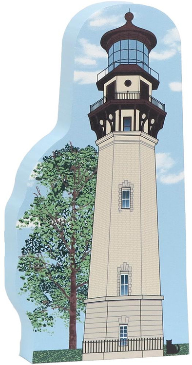 Shelf Sitter - Staten Island Range Lighthouse #945