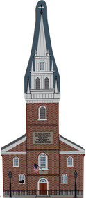 Cat's Meow Village Old North Church Boston #R433