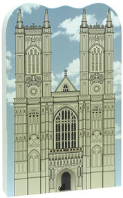 Cat's Meow Village Westminster Abbey London England #126