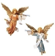 Fontanini Nativity Trumpeting Angels #51503