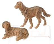 Fontanini Nativity Dogs #54028
