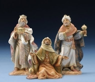 Fontanini Nativity Three Wisemen/Kings #71187