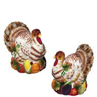 Andrea by Sadek Turkey Salt Pepper Shakers