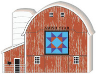 Amish Star Quilt Barn