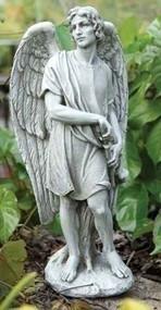 Joseph's Studio Male Angel Garden Statue #64379
