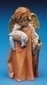 "Little Shepherd Angel  Figurine 2.75""/5"" Collection"